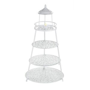 Artland Coventry 3-Tier Lighthouse Serving Stand Gift Boxed