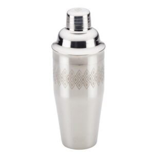 Ayesha Curry 4-in-1 Stainless Steel Cocktail Shaker