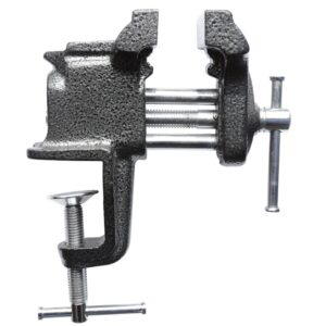 BESSEY 3 in. Clamp-On Vise