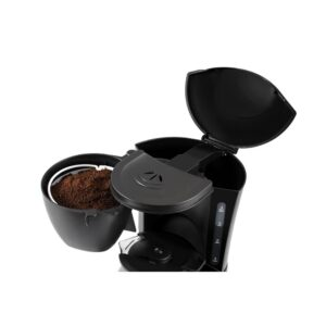 Koblenz Kitchen Magic Collection 4-Cup Black Coffee Maker