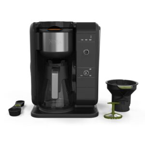 NINJA 6.25-Cup Hot and Cold Brew Programmable Black Drip Coffee Maker