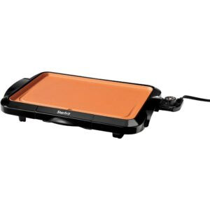 Starfrit Eco 176 sq. in. Copper Electric Griddle