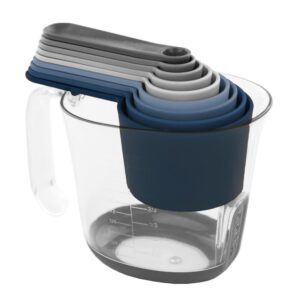 Spectrum Magnetic Nested Measuring Cup Set System