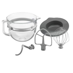 KitchenAid F-Series Accessory Bundle for Bowl-Lift Stand Mixers