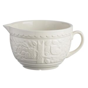 Mason Cash In The Forest 9.75 in. Batter Bowl