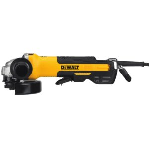 DEWALT 13 Amp Corded 5 in. to 6 in. Brushless Angle Grinder with Paddle Switch