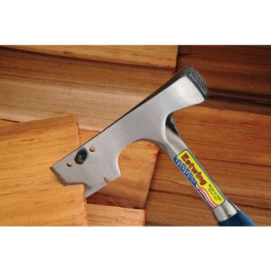 Estwing 35 oz. Shingler's Hammer with Shock Reduction Grip
