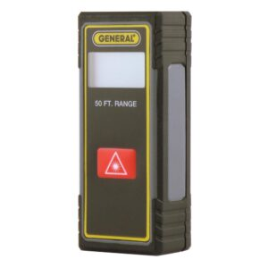 General Tools 50 ft. Compact Laser Measure