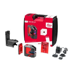 Leica Lino L2P5 Straight Line Laser Level with Points