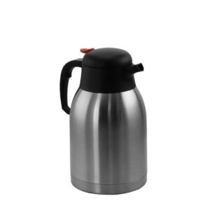 MegaChef 64 fl. oz. Stainless Steel Thermal Beverage Carafe with Insulation