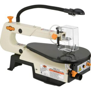 Shop Fox 16 in. Variable Speed Scroll Saw