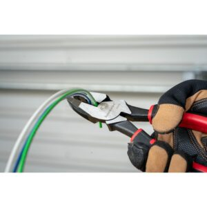 Southwire 9 in. Hi-Leverage Side Cutting Pliers