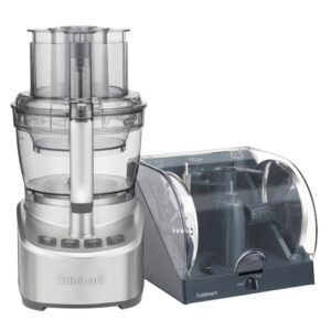 Cuisinart Elemental 13-Cup Stainless Steel Food Processor