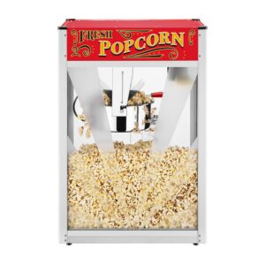 Great Northern Red Great Northern Midway Marvel Commercial Quality Popcorn Popper 16 Ounce