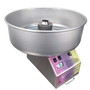 Paragon Spin Magic 5 Stainless Steel Countertop Cotton Candy Machine