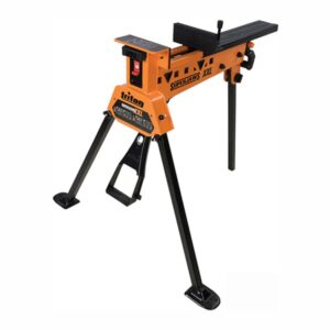 Triton 39 in. Triton Portable Work Holder with Jaw Size 8-1/4 in. x 3-1/8 in.