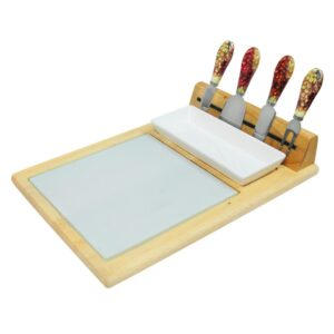 Epicureanist Sonoma Cheese Tray Serving Set